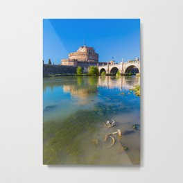 Castel Sant'Angelo - Rome Metal Print