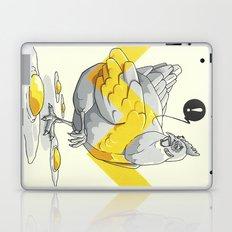 Chicken in the kitchen Laptop & iPad Skin