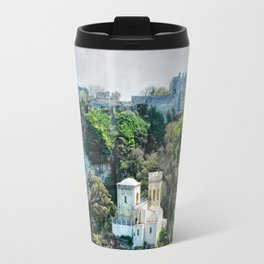 Erice art 7 Travel Mug