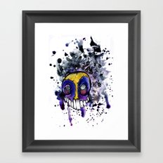 Time for Vengeance Framed Art Print