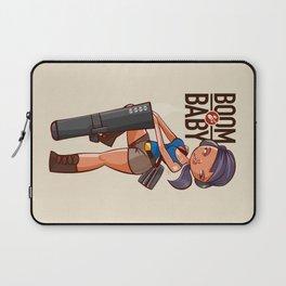 Boom Beach Fan Art - Zooka Laptop Sleeve