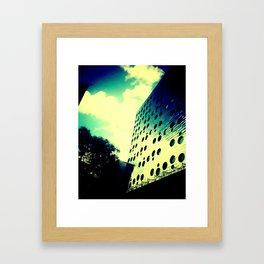 Holy HoteL. Framed Art Print
