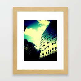 Holy HoteL. Framed Art Print