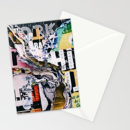 The Wild Posters (Color) Stationery Cards