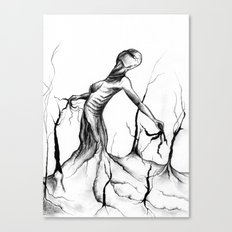 Earthling Canvas Print