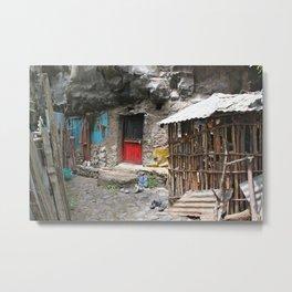 Hidden Ethiopia Metal Print