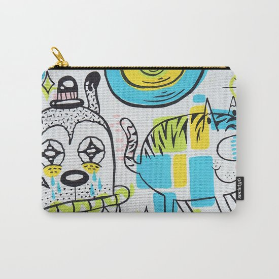 Shape Shifters Carry-All Pouch