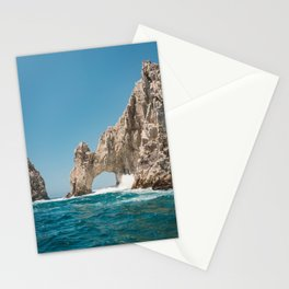 Arch of Cabo San Lucas Stationery Cards