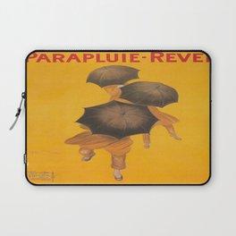 Vintage poster - Parapluie-Revel Laptop Sleeve