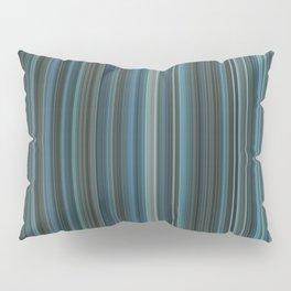 Blue lines 2 Pillow Sham