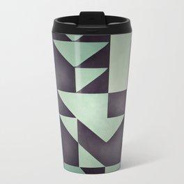 :: geometric maze VIII :: Metal Travel Mug