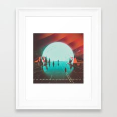 400KELVIN (everyday 08.12.15) Framed Art Print
