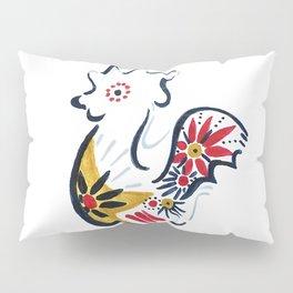 Chill Funky Chicken Pillow Sham