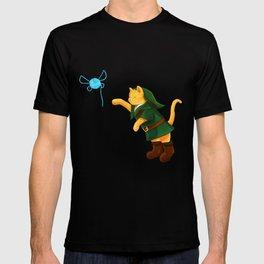 Kitty Link &  Yarn Navi  T-shirt