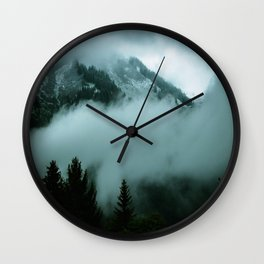 breathe me in Wall Clock