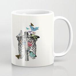 Anatomy 101 - The Thorax Coffee Mug