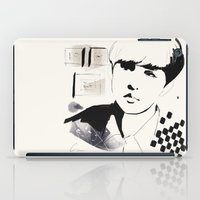 exo iPad Cases featuring Love Me Right - Suho by putemphasis