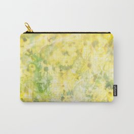 Wild Flower Dreams Carry-All Pouch
