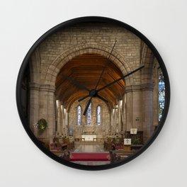 Brewood church Wall Clock