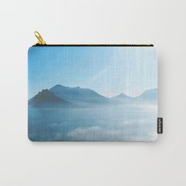 Mountains and ocean Carry-All Pouch