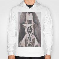 rorschach Hoodies featuring Rorschach  by Taylor Starnes