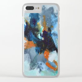 You're Not Done Yet Clear iPhone Case