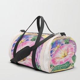 Morning Glory Seed Pack Duffle Bag