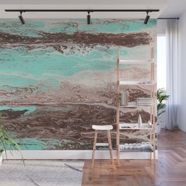 Tidal Shifts of Dawn and Dusk Wall Mural