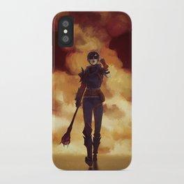 Hawke Like a Boss iPhone Case