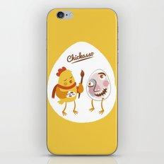 Chickasso iPhone & iPod Skin