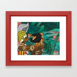 """WE SAID NO VACANCY!!"" Framed Art Print"