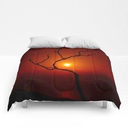 Evening Branch II Comforters
