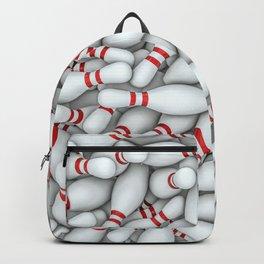Bowling pins Backpack