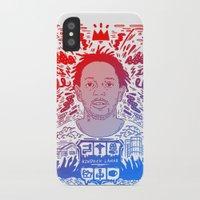 Kendrick Lamar iPhone X Slim Case