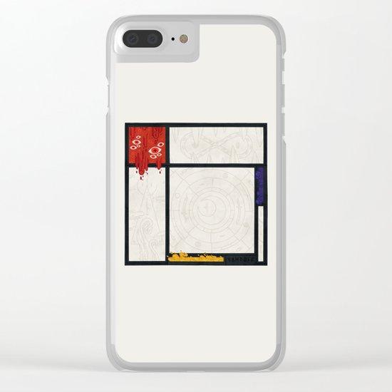 Tribute Clear iPhone Case
