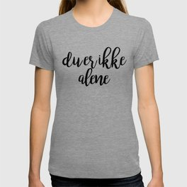 SKAM - Isak & Even - Du er ikke alene T-shirt