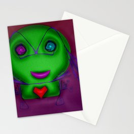 Little minx ... Stationery Cards