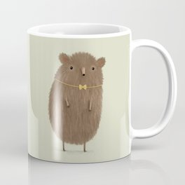 Grizzly Made an Effort Coffee Mug