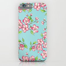 Apple Blossoms iPhone 6s Slim Case