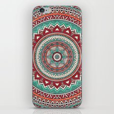 Hippie mandala 1 iPhone & iPod Skin