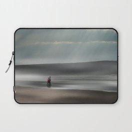 Misty walk Laptop Sleeve