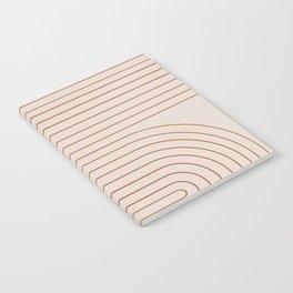 Minimal Line Curvature - Coral II Notebook