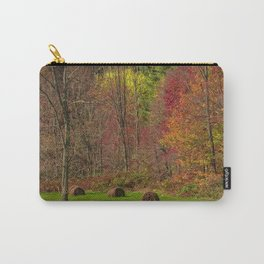 Lonely Bails of Color Carry-All Pouch