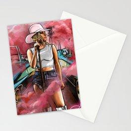 SMOKING EM ALL Stationery Cards
