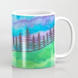 Pine Mountains Coffee Mug
