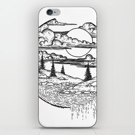 Little islands iPhone Skin