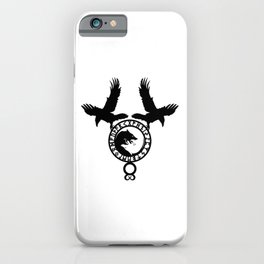Raven - Fenrir iPhone Case