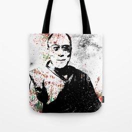 Dalai Lama-Watercolor Tote Bag