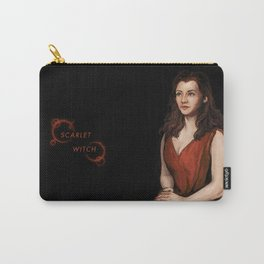 Wanda Maximoff (Scarlet Witch) Carry-All Pouch