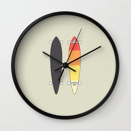 Pintail Wall Clock